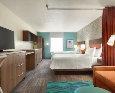 Hilton Hotel Room