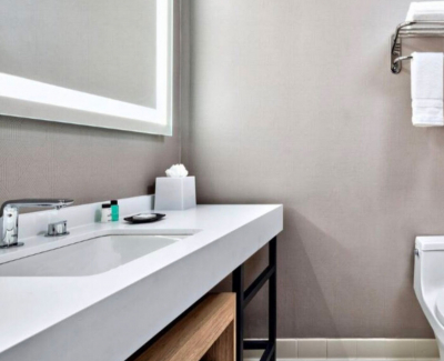 Sheraton Hotel Bathroom
